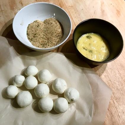 Sur Goat Cheese Balls Recipe